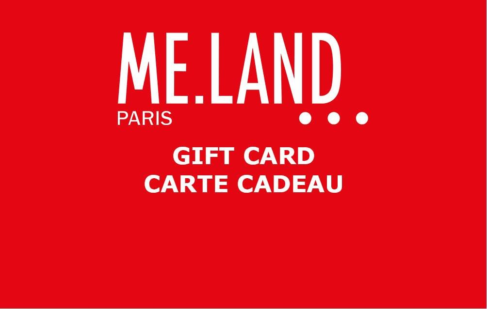 GIFT CARD - melandofficiel