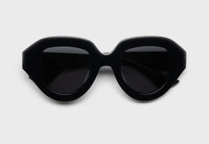 lula pace sunglasses for women in black mazzucchellli acetate high quality premium luxury eyewear