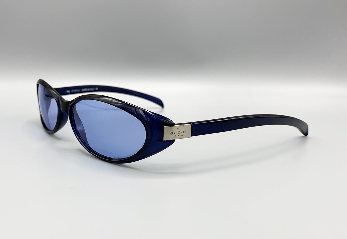 GUCCI 90s Tinted Sunglasses