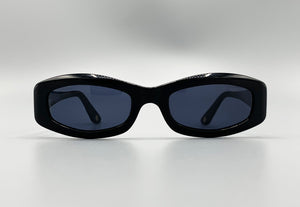 CHANEL Iconic 90s Vintage Rectangle Sunglasses