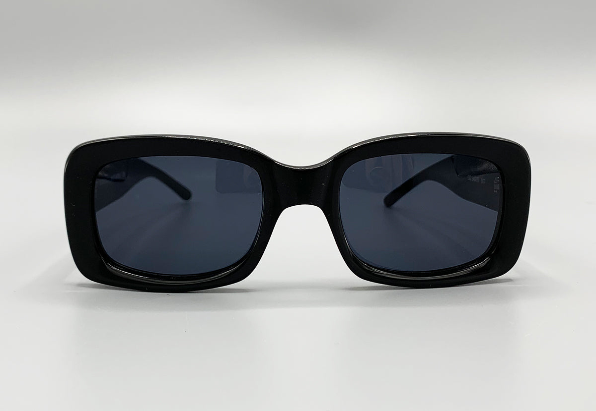 GUCCI Iconic 90s Rectangular Sunglasses