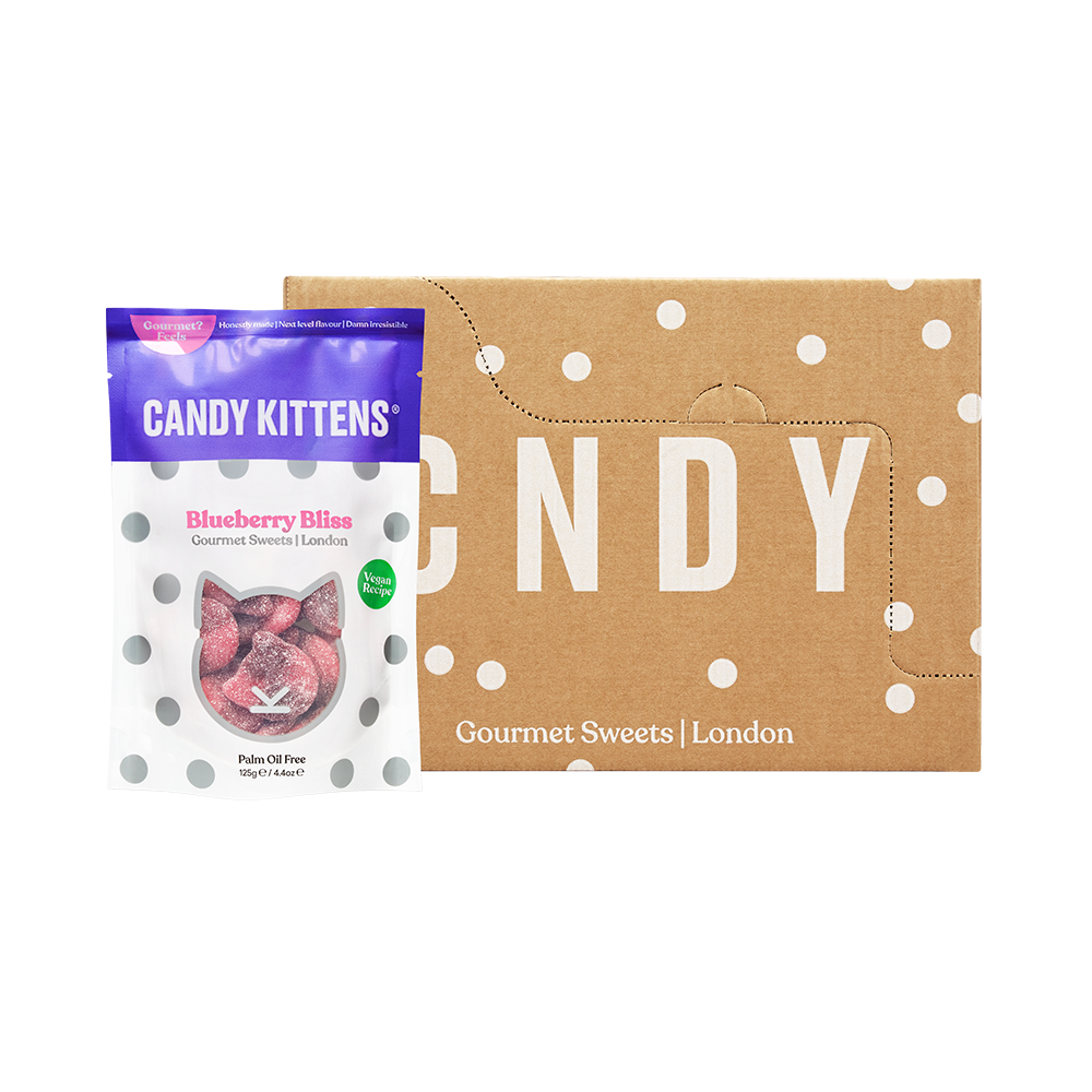 blueberry bliss candy kittens box