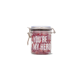 Blueberry Bliss HEROES Charity Jar