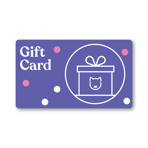 Candy Kittens Gift Card