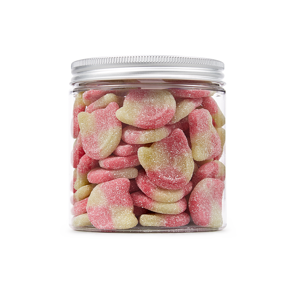 Personalisable Sour Watermelon Gift Jar