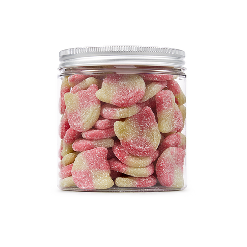 personalised candy kittens sweet jar