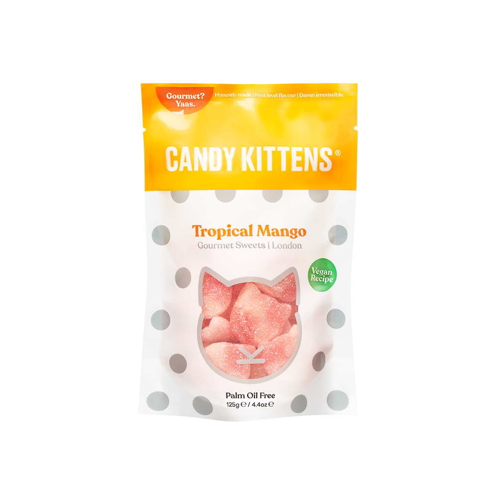 tropical mango candy kittens packs