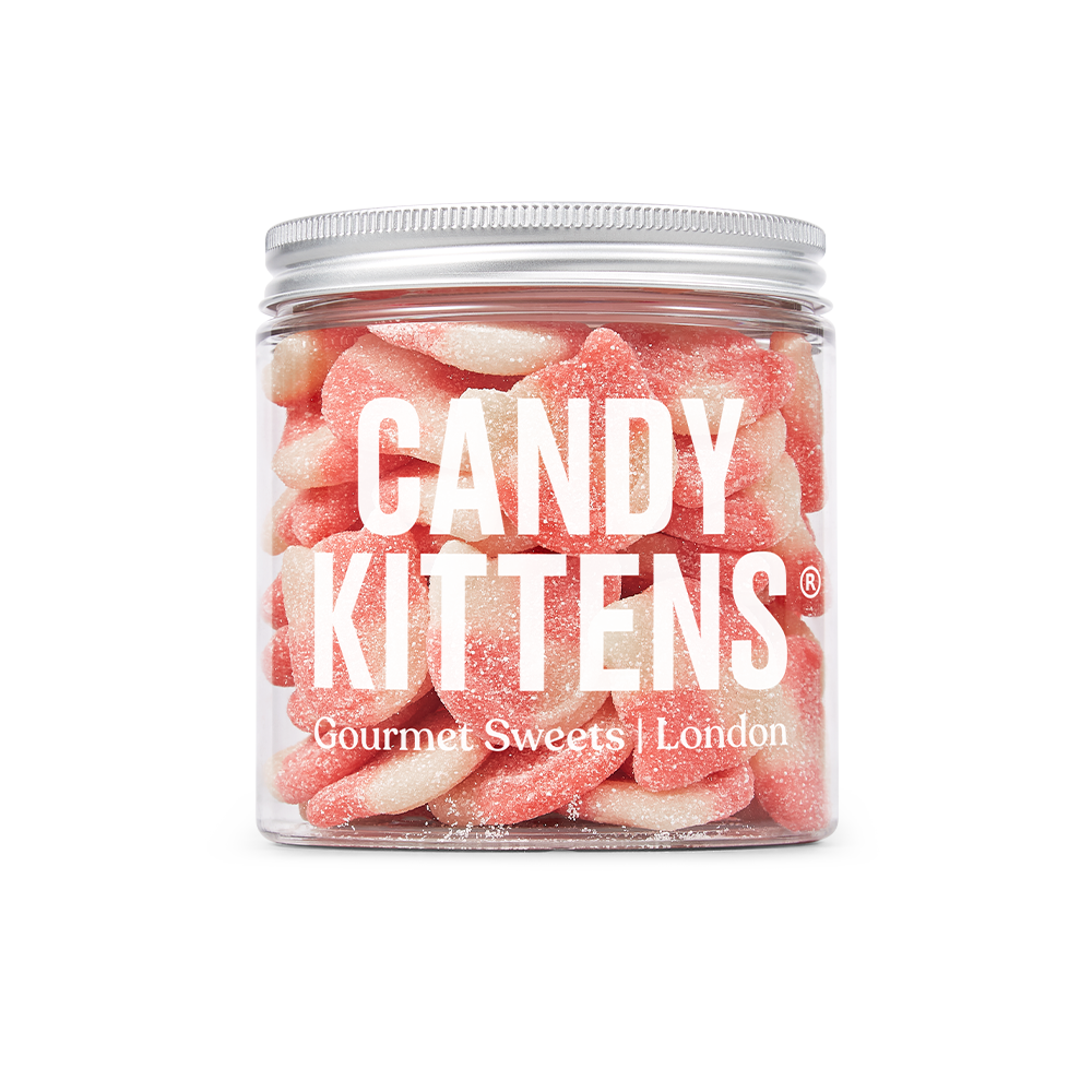 candy kittens sweet jar