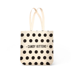 Candy Kittens Tote Bag