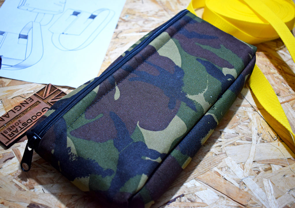 Making a crossbody bag how to make a fanny pack bumbag Goodstart Jones Dubzy snazz pac