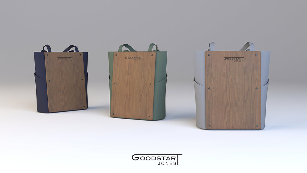 Goodstart Jones Tote Bags
