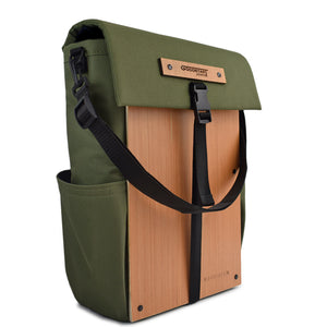 Woodsack XL Backpack | OLIVE GREEN