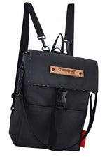 Load image into Gallery viewer, Mini Merchant Backpack | BLACK