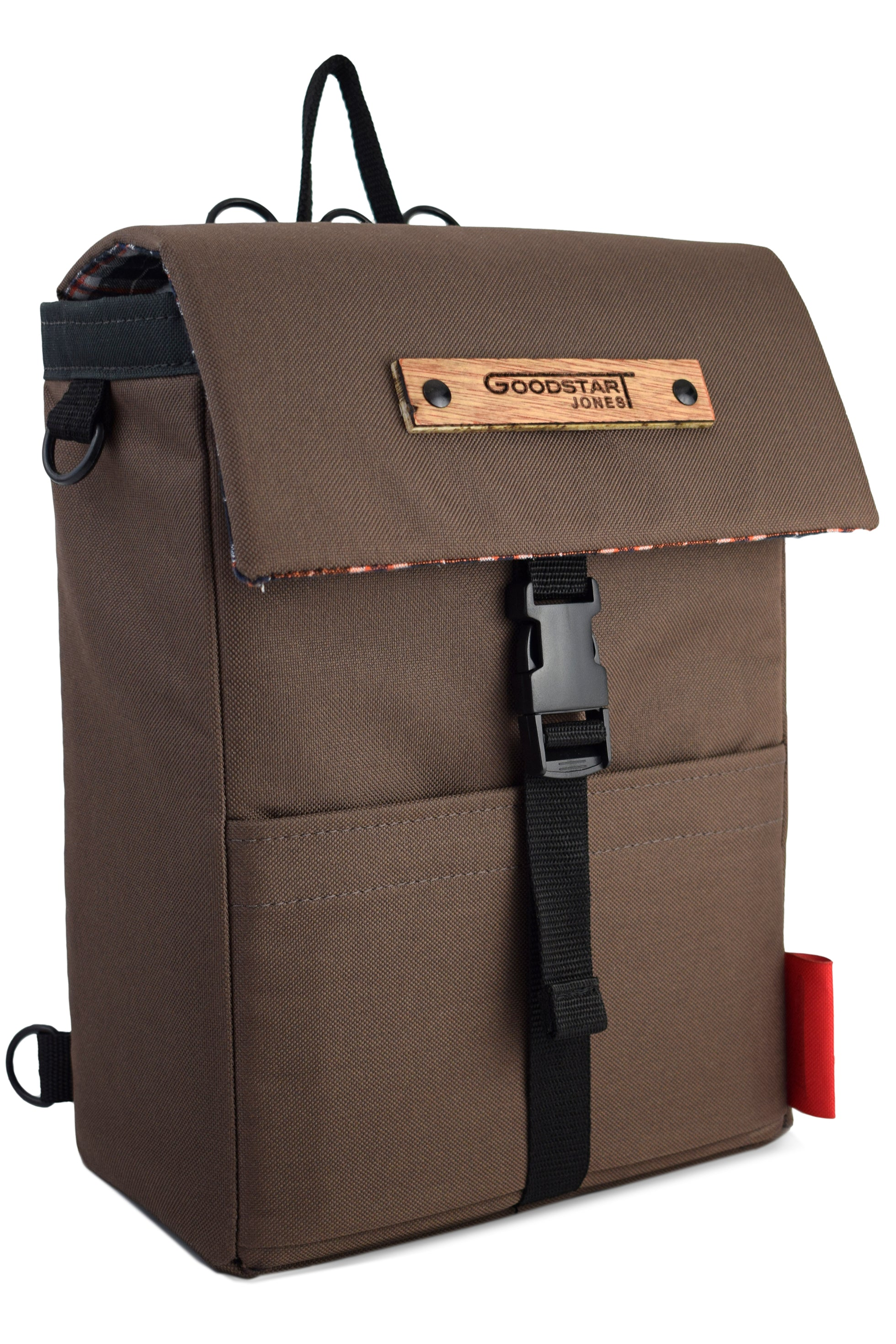 Mini Merchant Backpack | BROWN