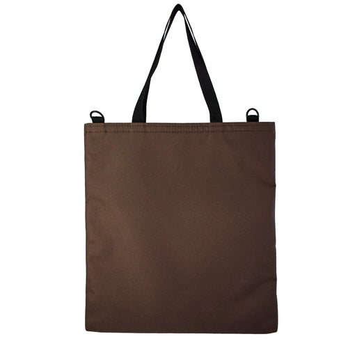 LARGE Tote Bag | BROWN