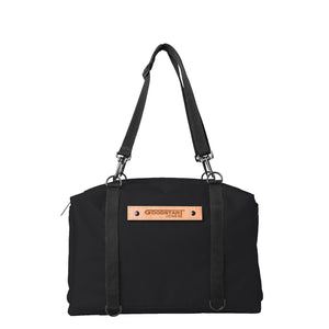 UTILITY DUFFEL BAG | BLACK