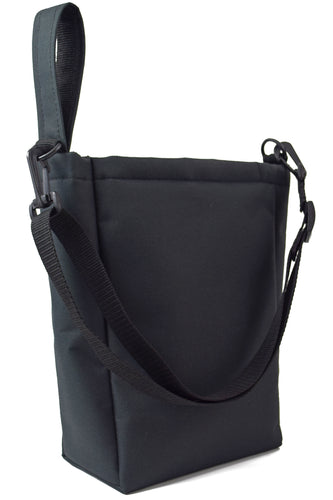 Goodstart Jones grab bag storage utility pouch black