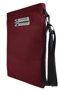 Laptop Sleeve Portfolio Pro | BURGUNDY