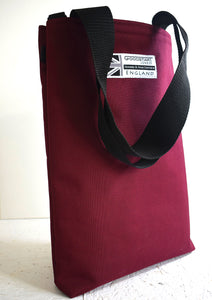 Padded tote bag wine by Goodstart Jones