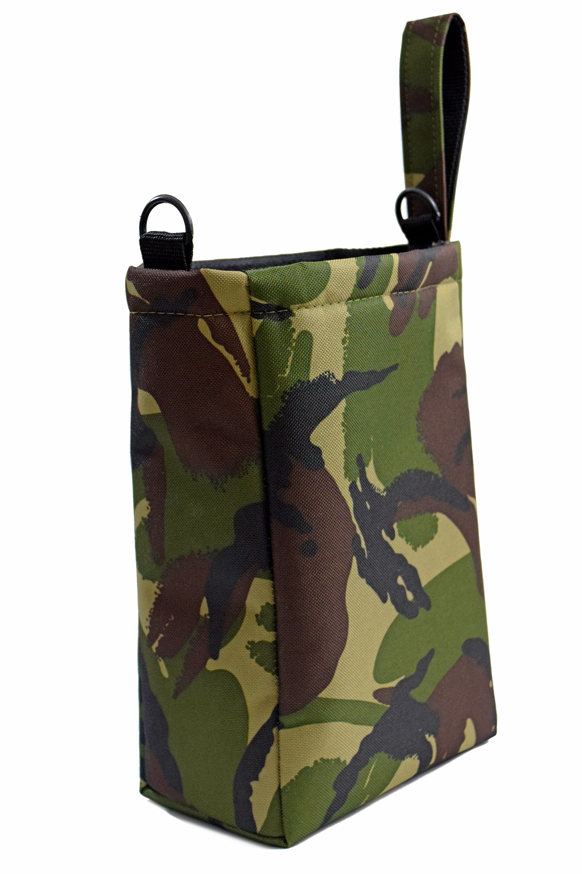 Goodstart Jones grab bag storage utility pouch camouflage