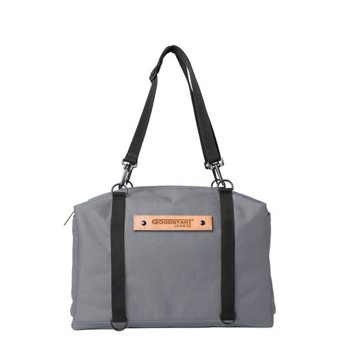 UTILITY DUFFEL BAG | GREY