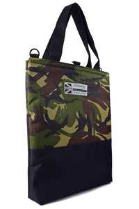 camo fashion tote bag by goodstart jones