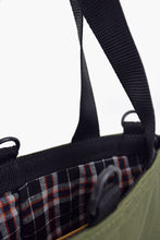 Load image into Gallery viewer, detailed image of Goodstart Jones tote bag straps