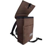 Load image into Gallery viewer, MERCHANT Backpack | BROWN