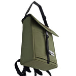 Load image into Gallery viewer, MERCHANT Backpack | OLIVE GREEN