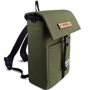 MERCHANT Backpack | OLIVE GREEN