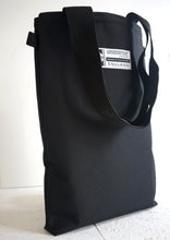 Load image into Gallery viewer, Black fashion Tote bag Goodstart Jones