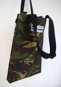 Tote Bag by Goodstart Jones in Camouflage