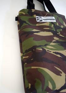 Goodstart Jones Tote Bag by Goodstart Jones in Camouflage