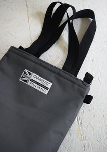 Goodstart Jones Grey SIMPLE padded tote bag