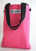 Load image into Gallery viewer, pink tote bag Goodstart Jones