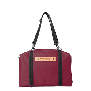 UTILITY DUFFEL BAG | WINE