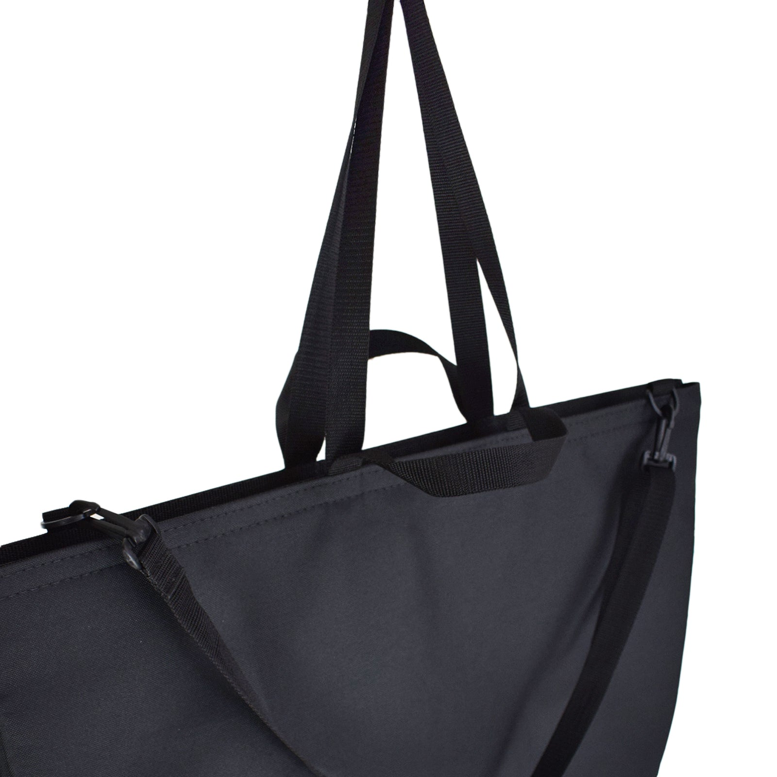 XL Tote Bag Shopper | BLACK