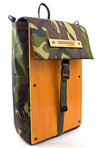 Woodsack Slim Backpack | CAMO
