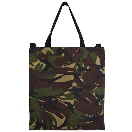 LARGE Tote Bag | CAMO