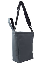 Load image into Gallery viewer, Goodstart Jones grey grab bag utility tote