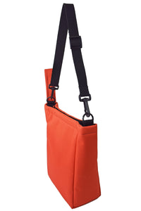 orange tote utility bag storage pouch by Goodstart Jones