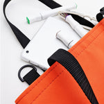 Load image into Gallery viewer, RECORD Tote Bag | ORANGE