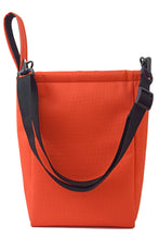 Load image into Gallery viewer, orange utility pouch grab bag by Goodstart Jones