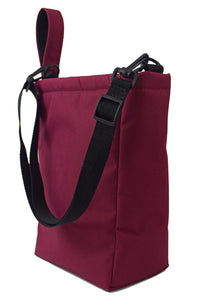 Grab bag utility pouch tote bag by Goodstart Jones
