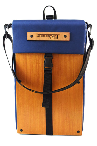 Woodsack Slim Backpack | NAVY