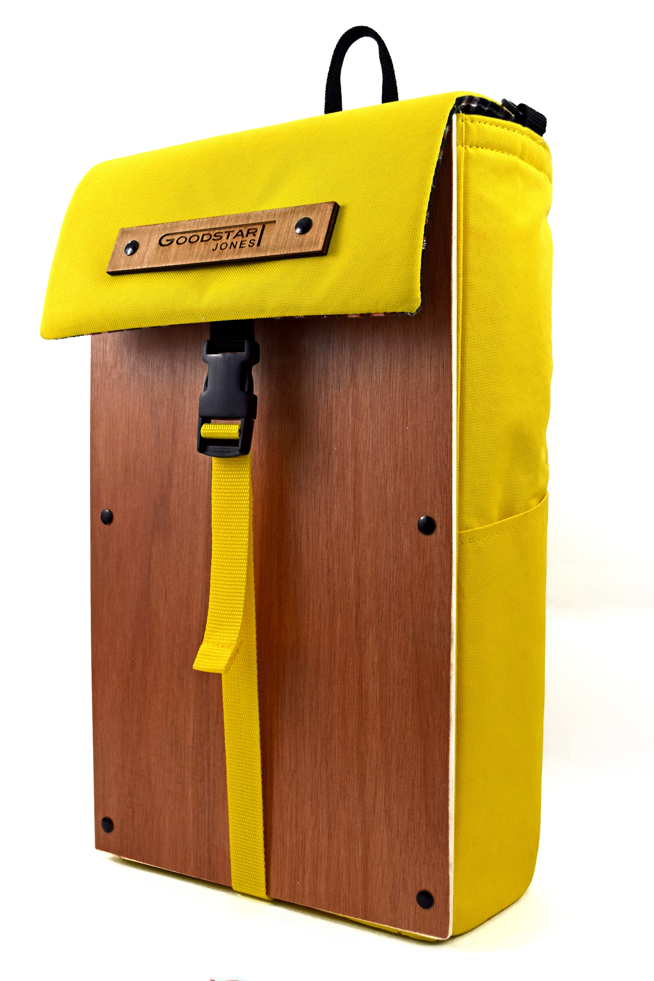 Woodsack Slim Backpack | YELLOW