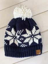 Load image into Gallery viewer, Snowflake Hat (3 colors)
