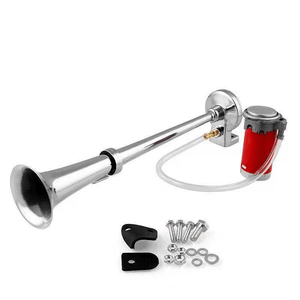 Last two days-70%OFF, 150 DB Train Horn With Air Compressor
