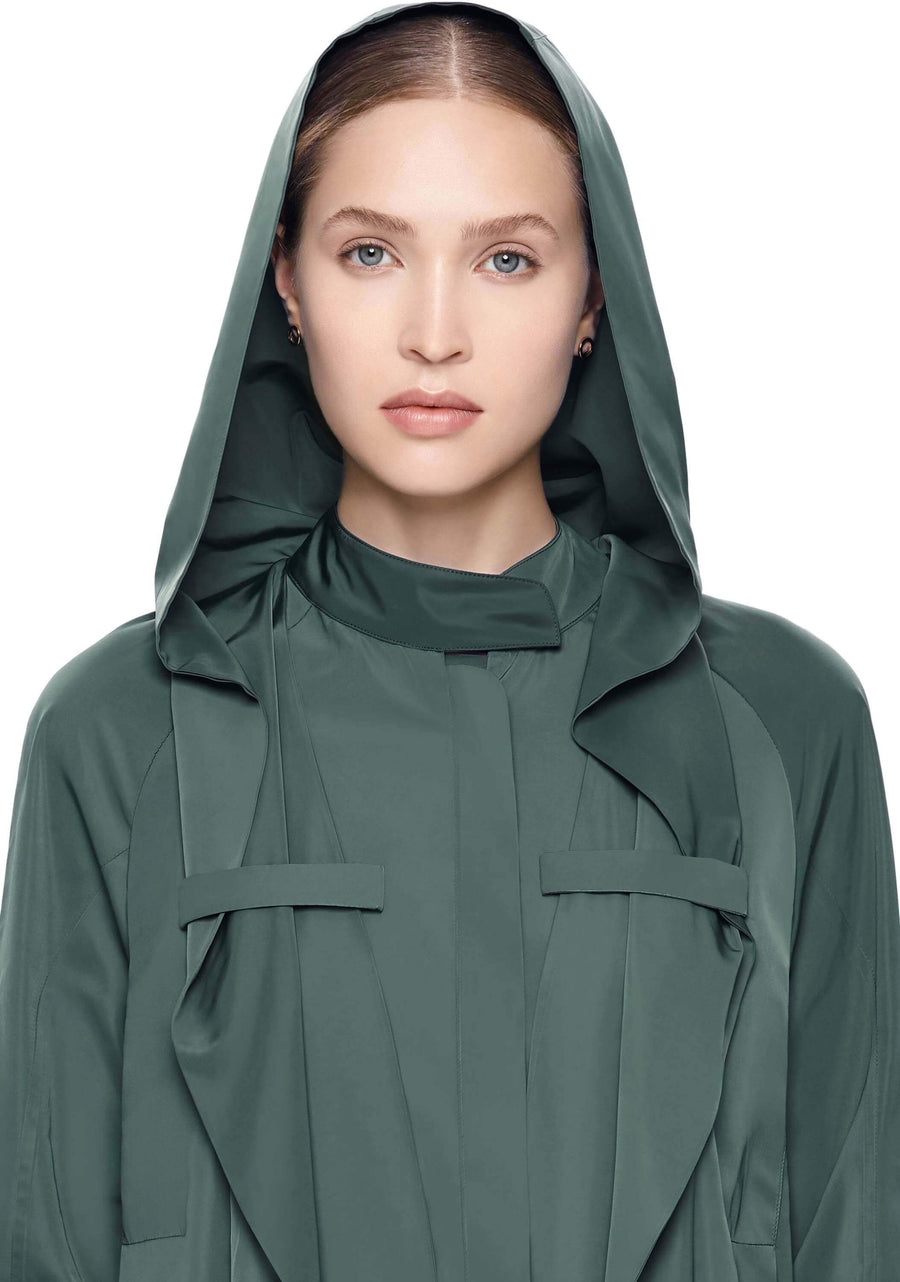 Short Raincoat