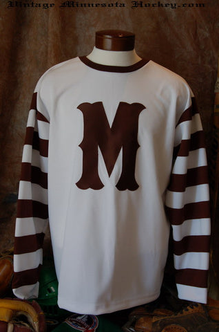 1923-1925 Minneapolis Millers Hockey Jersey